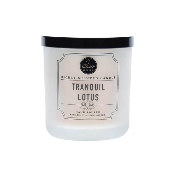 Tranquil Lotus Candle
