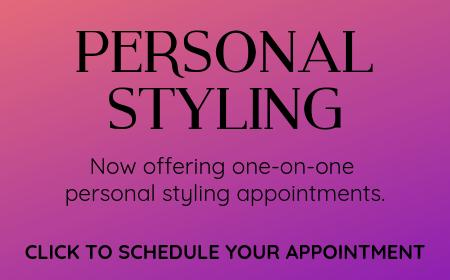 Personal Styling Personal Shopping Services