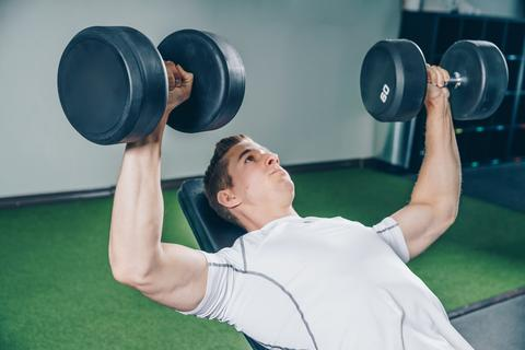 The 4-Week Workout Routine for Mass Building