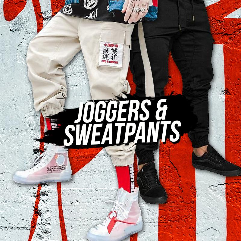 Joggers & Sweatpants