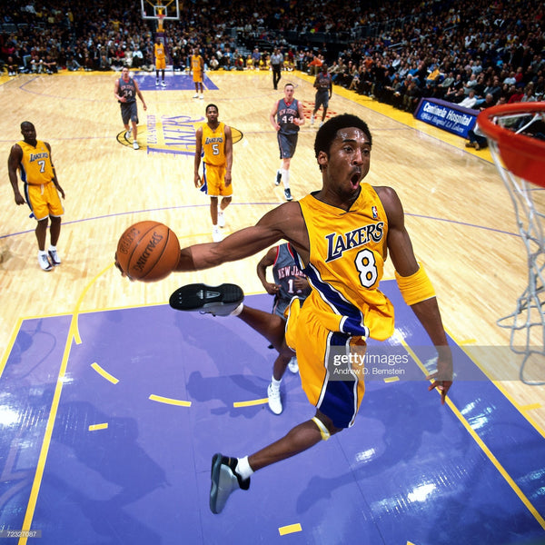 kobe bryant accomplishments dunk