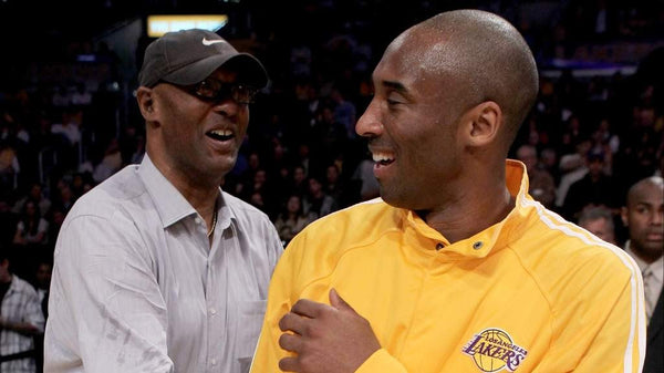 kobe bryant and joe bryant father
