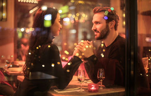 first date tips - be polite and respectful