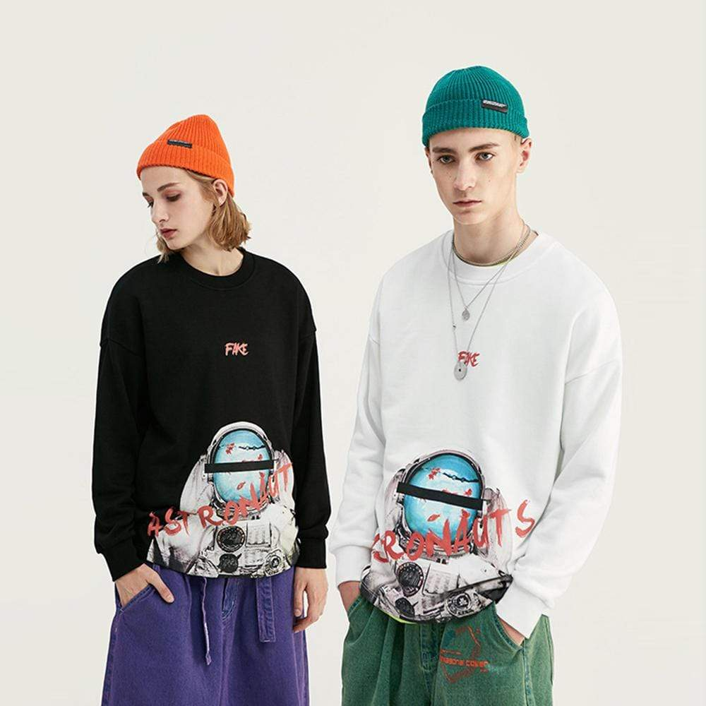 'Fake Astronaut' Sweatshirt