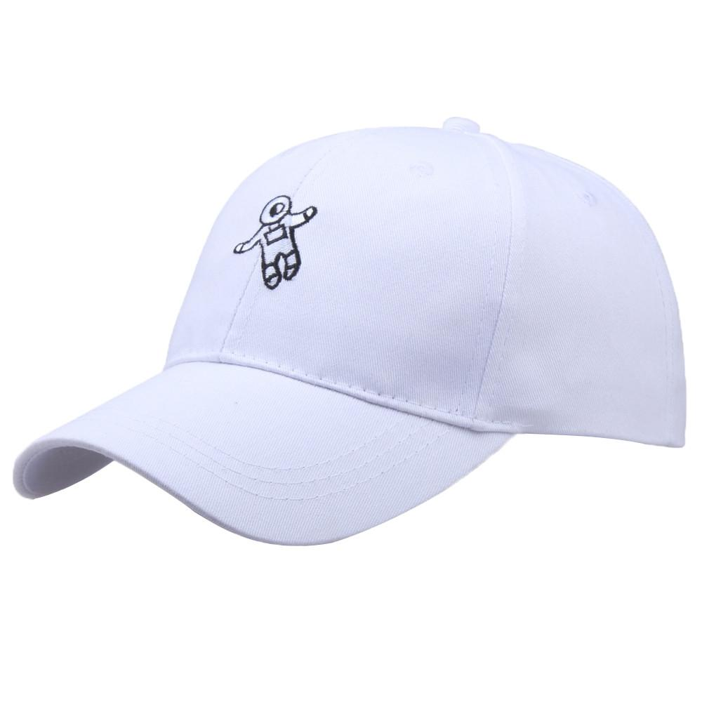 White 'Gravity' Cap