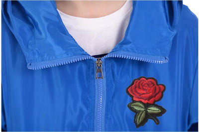 'Rose' Windbreaker