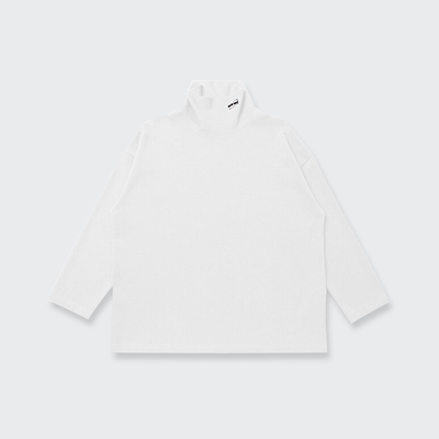 """Terre Rune'' Turtleneck Sweatshirt"