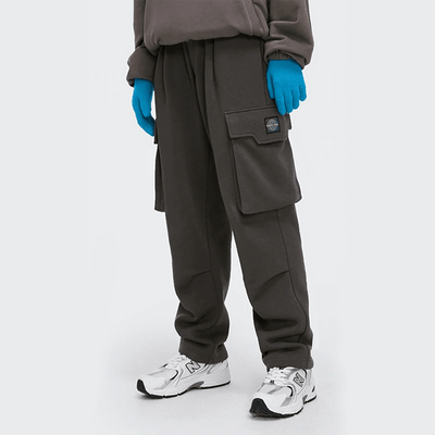 """Twirpy"" Cargo Pocket Sweatpants"