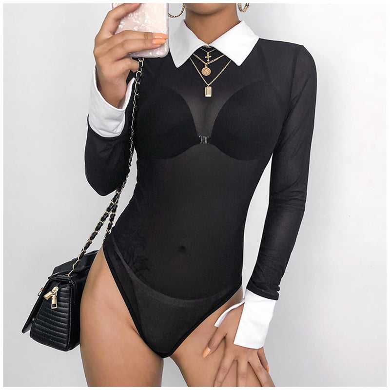 'Desiree' Body Suit