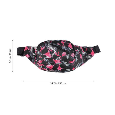 'Tulip' Belt Bag with Measurement