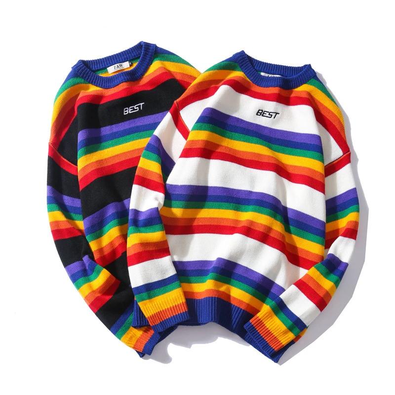 'Prism' Sweaters