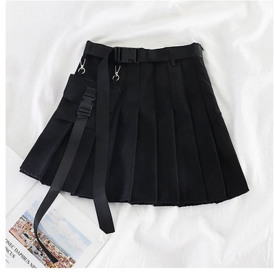 'Valia' Pleated Skirt