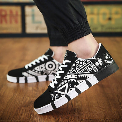 'Lucid Art' Sneakers