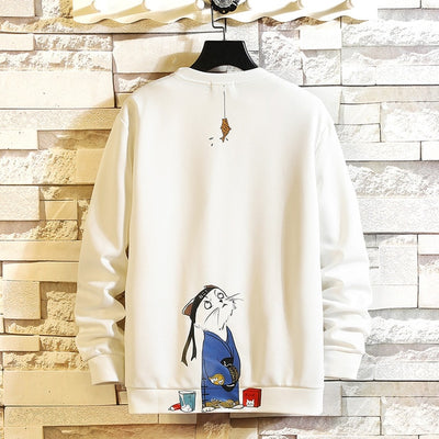 """Cat Bait"" Sweatshirt"