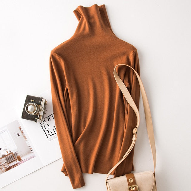 Super Comfy Turtleneck Sweater