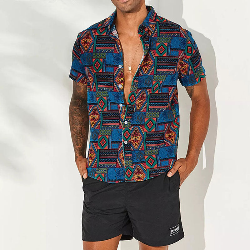 'Kai' Hawaiian Shirt