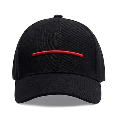 'Streamline' Cap Front View