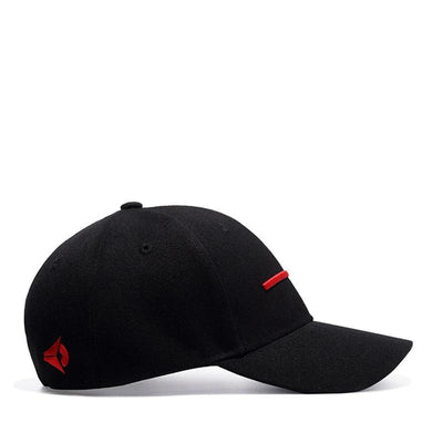 'Streamline' Cap Side view