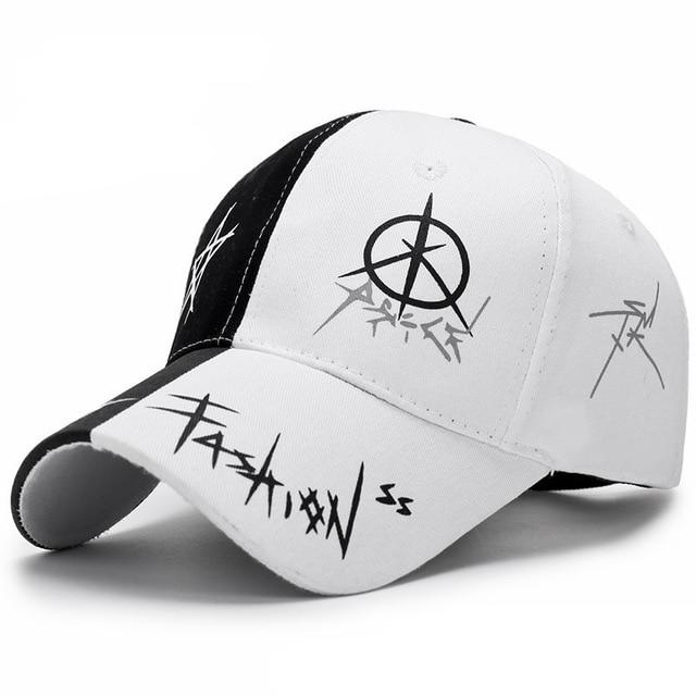 'Fast Track' Cap Full View