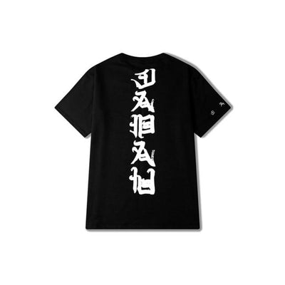 Black 'Ghost' T-Shirt