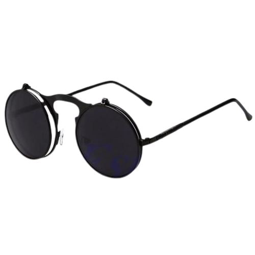 Black/Gray Jerico Sunglasses