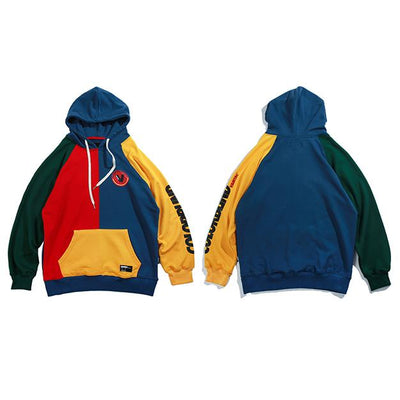Two pairs of Blue Slugger Hoodie