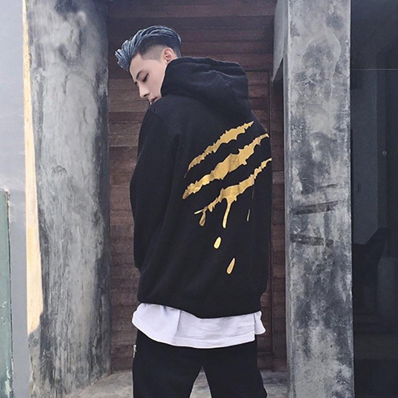 Black/Gold 'Savagery Season 1' Hoodie