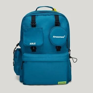 Blue ABLE Backpack
