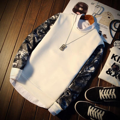 White Kaigu Sweater Full