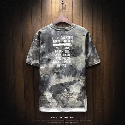 Dark WISH MANIFESTING T-Shirt AD