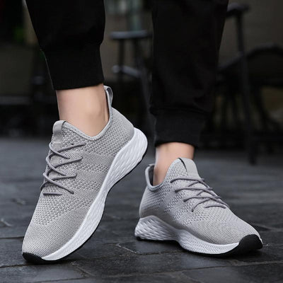 'Wallo' Sneakers gray/white
