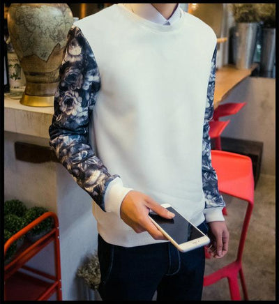 White Kaigu Sweater