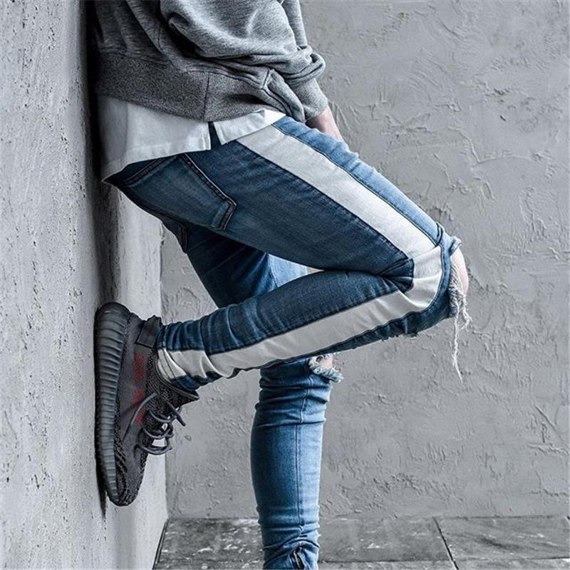 Light Blue 'Fuji' Jeans