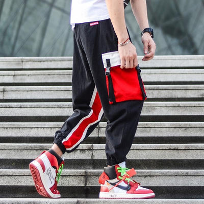 Black 'Dedicated' Joggers