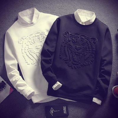 Two pairs of 'Tigerpact' Sweatshirt