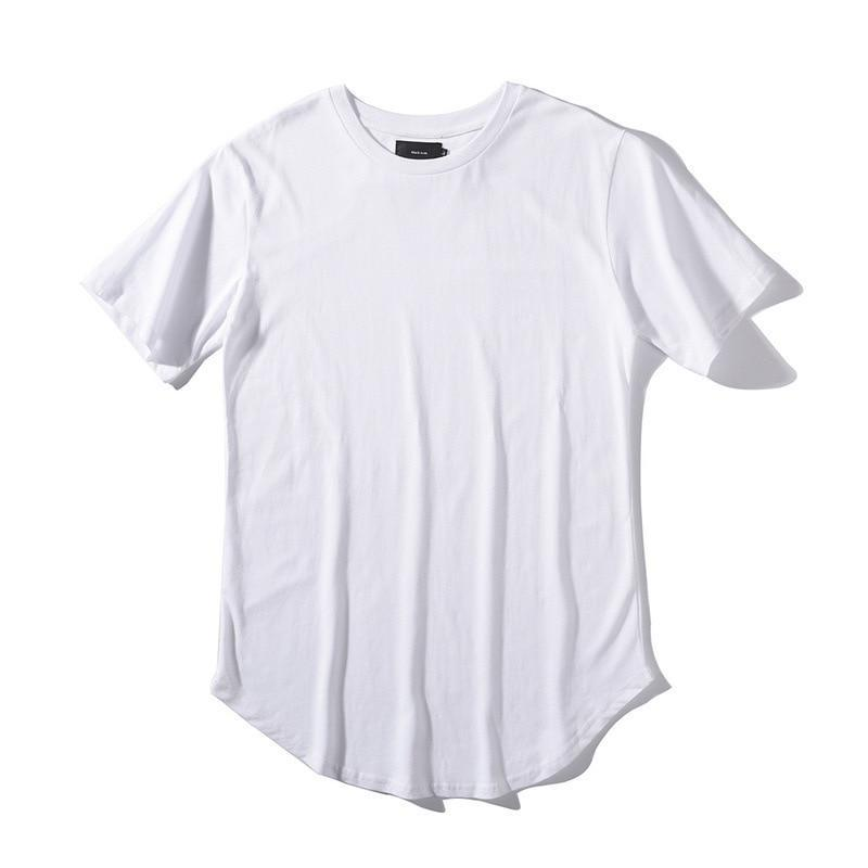 'Plain Scoop' Shirt