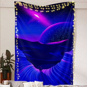 Planet X Tapestry