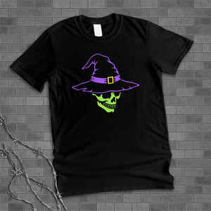 Skull Witch Shirt