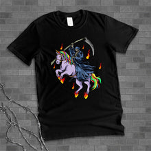 Load image into Gallery viewer, Unicorn Reaper Shirt
