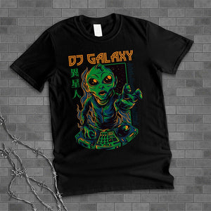 DJ Galaxy Shirt