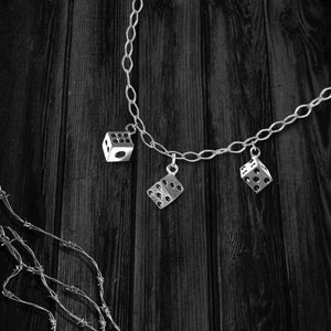 Dice Chain Necklace