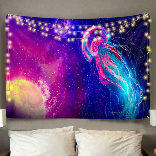 Spacejelly Tapestry