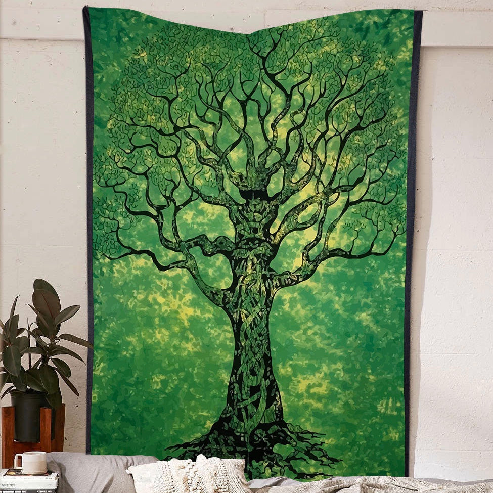 Tree Of Life Tapestry Tapestry