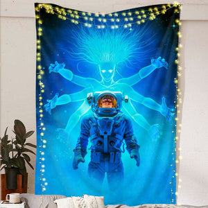 Astro Guardian Tapestry