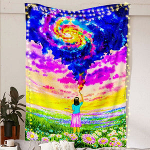 Space Field Tapestry