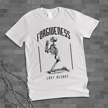 Load image into Gallery viewer, Skeleton Forgiveness Shirt