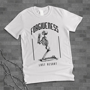 Skeleton Forgiveness Shirt