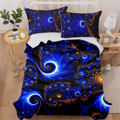 Fibonacci Void Bedding Set