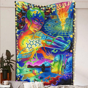 Ascension Tapestry
