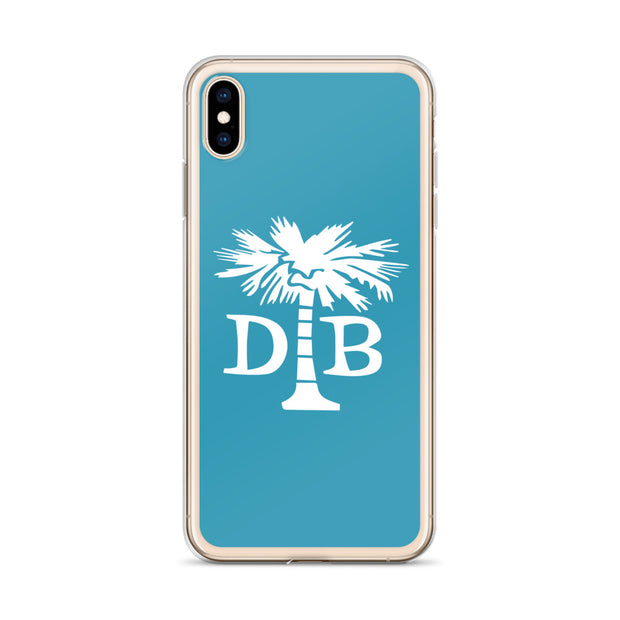 Dive Bar iPhone Case - Marine Blue
